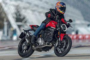 'Quỷ nhỏ' Ducati Monster 821 2021 đã giảm cân thành công