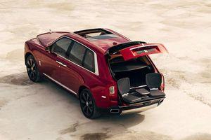 'Soi' ghế di động Pursuit Seat của Rolls-Royce hơn 200 triệu đồng