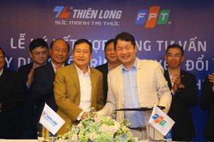 FPT tư vấn lộ trình chuyển đổi số toàn diện cho Tập đoàn Thiên Long