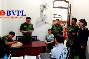 Khởi tố, bắt giam Giám đốc Ban QLDA...huyện Đắk G'long