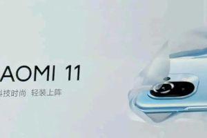 Lộ ảnh thực tế đầu tiên về Xiaomi Mi 11 sắp ra mắt