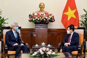 Việt Nam mong muốn phát triển hợp tác với Hàn Quốc trên mọi lĩnh vực