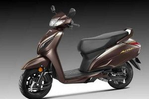 Xe ga Honda dành cho phái nữ, giá chỉ từ 21 triệu đồng