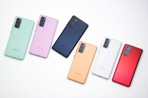 5 smartphone Samsung đáng mua nhất tại Việt Nam