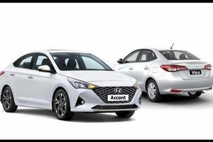 XE HOT (4/12): So sánh Hyundai Accent 2021 với Toyota Vios, Honda ra mắt xe ga giá 21 triệu