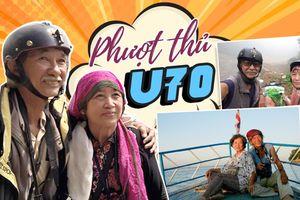 Tình yêu đáng ngưỡng mộ của cặp phượt thủ U70: Cùng em đi khắp thế giới
