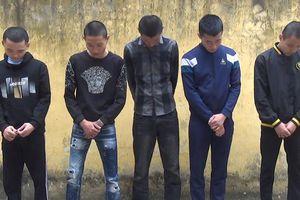 Thanh Hóa: Khởi tố 5 đối tượng tổ chức sử dụng ma túy