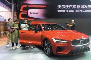 Triệu hồi gần 4.800 xe Volvo lỗi túi khí tại thị trường Trung Quốc