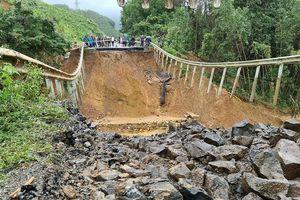 Quốc lộ 26 nối hai tỉnh Đắk Lắk – Khánh Hòa đã thông tuyến trở lại sau 3 ngày khắc phục sự cố