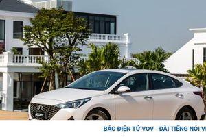 Cận cảnh Hyundai Accent 2021 giá từ hơn 436 triệu đồng
