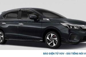 Honda City Hatchback 2021 'ngầu' hơn với gói phụ kiện Modulo
