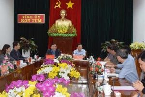 Tập đoàn Alphanam nghiên cứu đầu tư tại Kon Tum