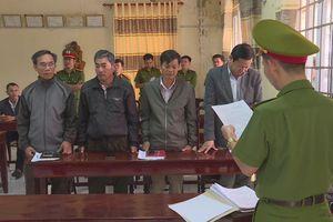 Bắt thêm nhiều cán bộ tại Công ty Lâm nghiệp Ea Kar