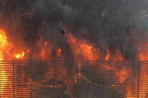 Hà Nội: Cháy hệ thống điều hòa khu chung cư khiến hàng trăm cư dân hoảng sợ