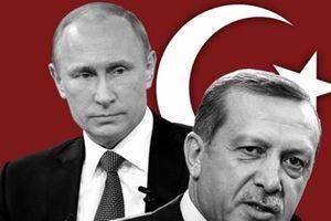 Ông Putin đáp trả Erdogan việc 'lấy lại Crimea bằng vũ lực'