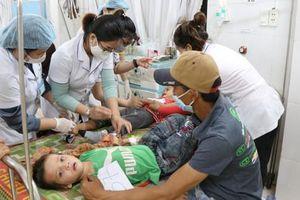 Sở Y tế Gia Lai thông tin vụ ăn xôi từ thiện, nhập viện tập thể