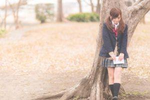Lý do nữ sinh Nhật vẫn phải mặc váy đồng phục vào mùa đông