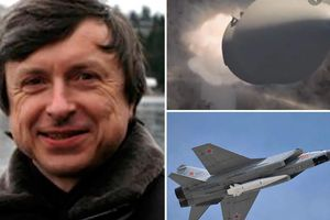 Nga bắt chuyên gia máy bay siêu thanh với cáo buộc phản quốc