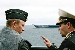 Ông Putin giăng sẵn 'thiên la địa võng', bất ngờ dành cho Mỹ chưa hết?
