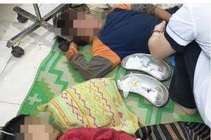 Sở Y tế thông tin vụ 175 bệnh nhân ngộ độc sau khi ăn xôi từ thiện