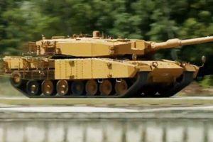 Xe tăng Leopard 2A4 Thổ Nhĩ Kỳ sẽ nhận tháp pháo từ Altay