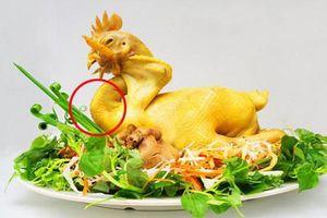 4 bộ phận bẩn, độc của gà nhưng người lớn trẻ nhỏ đều thích