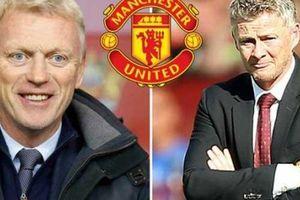 David Moyes tái ngộ Man United: 'Cơn ác mộng' với Solskjaer bắt đầu?