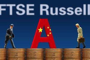FTSE Russell loại 8 công ty Trung Quốc bị Mỹ đưa vào danh sách đen