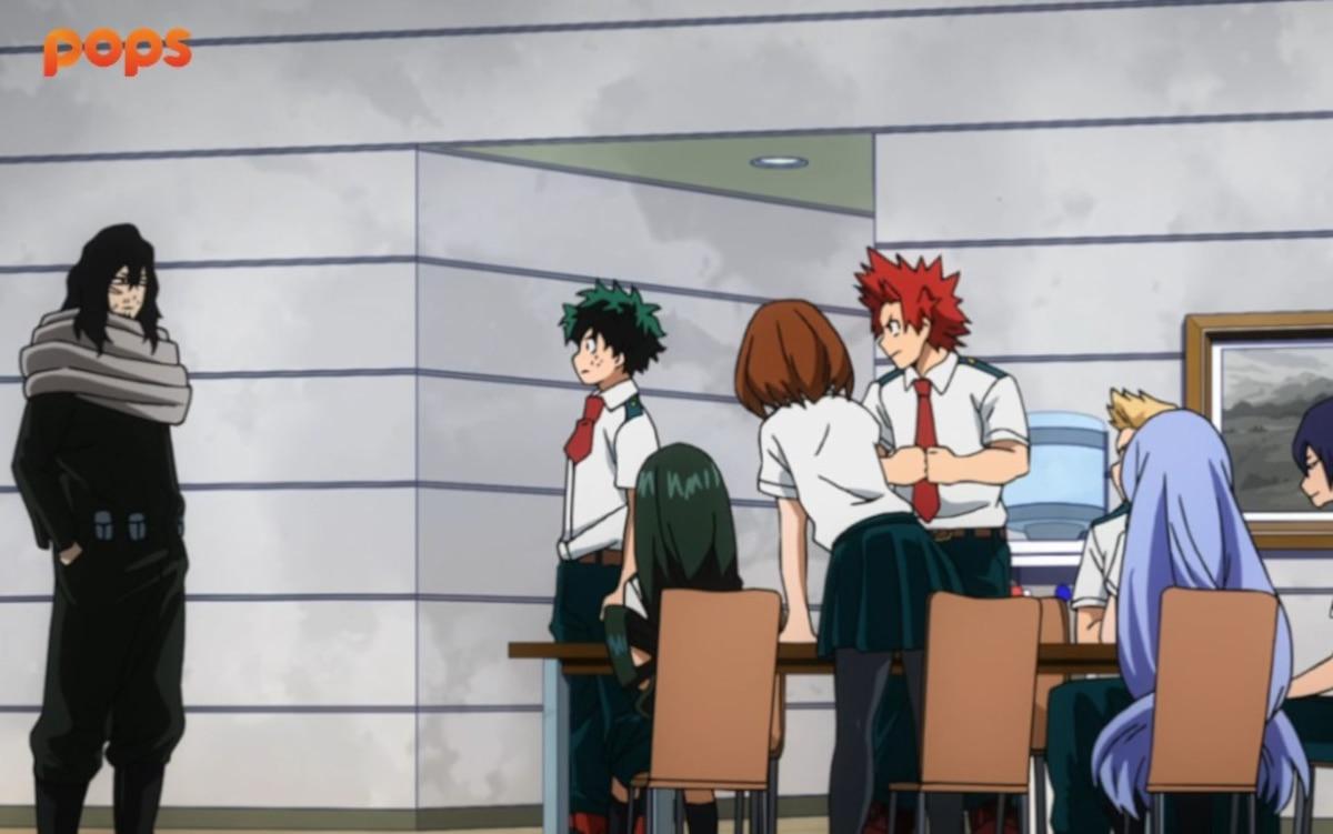Trọn 4 phần của anime Học viện anh hùng chính thức 'đổ bộ' trên ứng dụng POPS