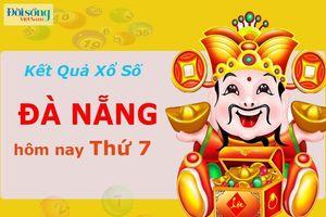 XSDNG 5/12- Kết quả xổ số Đà Nẵng hôm nay thứ 7 ngày 5/12/2020
