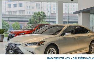 Lexus ES 2021 giá từ 2,54 tỷ đồng thay đổi những gì?