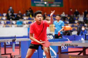 Sức trẻ lên ngôi, các tay vợt Hải Dương vô địch đồng đội nam hạng B