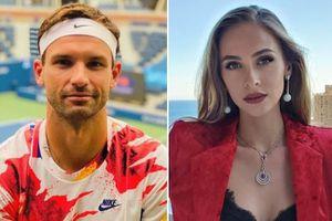 Sao quần vợt Dimitrov hẹn hò với con gái tỷ phú Nga