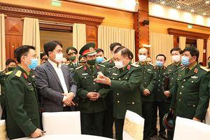 Bảo đảm tổ chức thành công Hội nghị Bộ trưởng Quốc phòng ASEAN