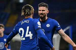 Chelsea lên đầu bảng, Man United lọt vào tốp 4