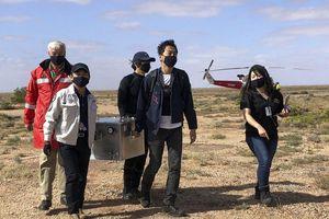 Nhật Bản thu hồi thành công mẫu đá từ tiểu hành tinh Ryugu