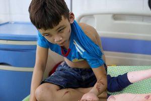 Cuộc sống mới của gia đình cậu bé 14 tuổi bị chủ quán bạo hành ở Bắc Ninh