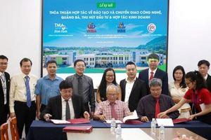 Bình Định thành lập Trung tâm đào tạo và chuyển giao công nghệ Việt Hàn