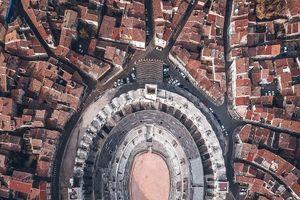 Chiêm ngưỡng một số Di sản Thế Giới đồ sộ của UNESCO từ trên cao