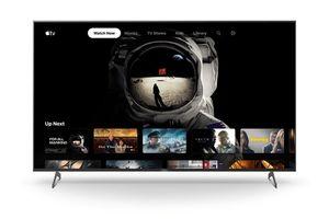Xem Apple TV+ trên smart TV của Sony giá chỉ 120k/tháng