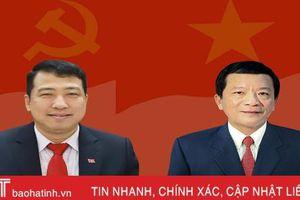 Hà Tĩnh bầu 2 Phó Chủ tịch HĐND tỉnh mới