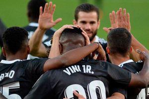 Thi đấu bế tắc, Real vẫn may mắn giành trọn 3 điểm đầy may mắn trước Sevilla