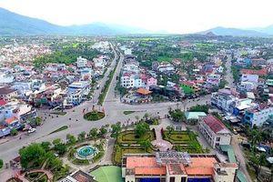 Những điều thú vị về thị xã có diện tích lớn nhất Việt Nam