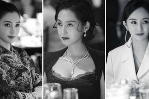 Góc nghiêng 'đốn ánh nhìn' các fan hâm mộ của dàn mỹ nhân Hoa ngữ