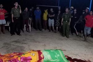 Thông tin mới vụ nổ súng 1 người chết, 3 người bị thương ở Quảng Nam