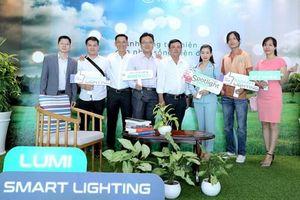 Lumi chính thức ra mắt giải pháp chiếu sáng thông minh Lumi Smart Lighting tại Cần Thơ