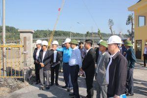 Khẩn trương hoàn thiện các hạng mục Dự án Nhà máy Tuyển than Khe Chàm