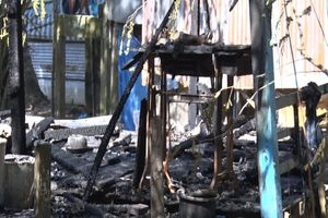 Công an kết luận vụ cháy khiến 1 người chết ở An Giang