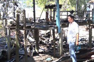 Một người chết trong vụ hỏa hoạn