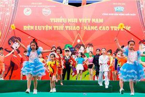 Kun Dance Festival Thái Nguyên: rèn thể thao – trao hy vọng